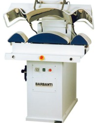 Barbanti -Collar & Cuff Presses